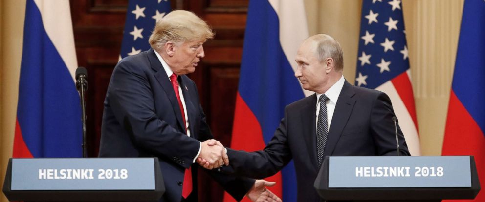 The Real Reason Everyone is Going Crazy About Trump and Putin