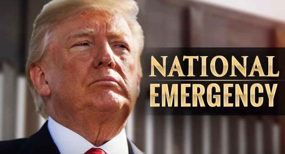 Emergency Declared: Trump to Build Wall Without Congress